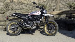 Ducati Scrambler Desert Sled laterale