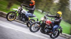 Ducati Scrambler Desert Sled sfida Triumph Street Scrambler [VIDEO] - Immagine: 6