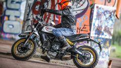 Ducati Scrambler Desert Sled sfida Triumph Street Scrambler [VIDEO] - Immagine: 13
