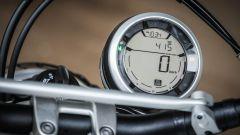 Ducati Scrambler Desert Sled, strumento