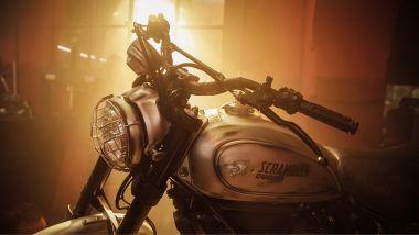 Ducati Scrambler Desert Sled Days Gone