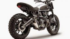 Scrambler Ducati Dirt Track Concept - Immagine: 2