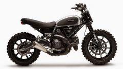 Scrambler Ducati Dirt Track Concept - Immagine: 3