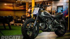 Scrambler Ducati Dirt Track Concept - Immagine: 1