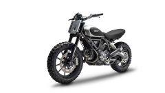 Scrambler Ducati Dirt Track Concept - Immagine: 4