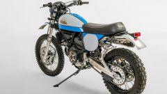 Ducati Scrambler Emblem By Lussiati: 3/4 POSTERIORE