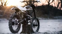 Ducati Scrambler Essenza ed R/T, le special al MBE 2017 - Immagine: 10