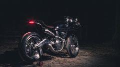 Ducati Scrambler Essenza, tre quarti posteriore
