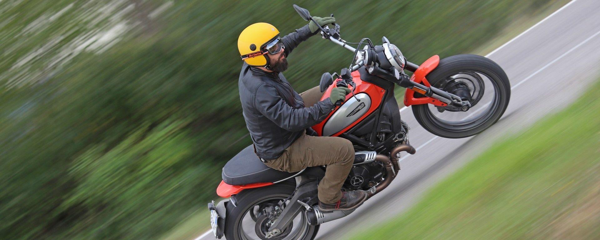 Come cambia la Ducati Scrambler Icon 2019: il test su strada