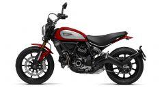Ducati Scrambler icon - Rosso Ducati