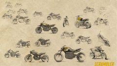 Ducati: le Scrambler del futuro secondo Peter Harkins - Immagine: 1
