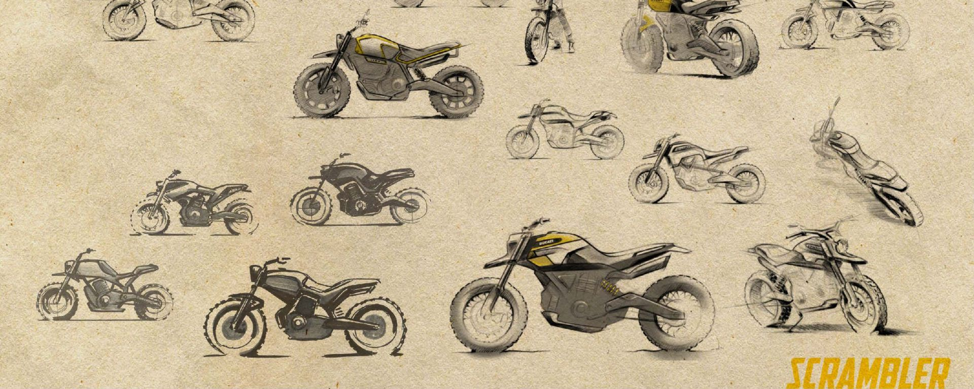 Ducati: le Scrambler del futuro secondo Peter Harkins