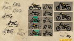 Ducati: le Scrambler del futuro secondo Peter Harkins - Immagine: 6
