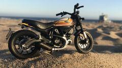 Ducati Scrambler Mach 2.0 e Full Throttle, due special per il Wheels and Waves - Immagine: 1