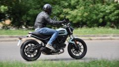 Ducati Scrambler Sixty2: la prova - Immagine: 7