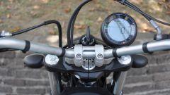 Ducati Scrambler Sixty2, quadro strumenti