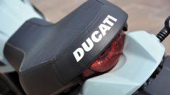 Ducati Scrambler Sixty2, sella