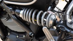 Ducati Scrambler Sixty2, sospensione posteriore