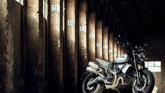 Ducati Scrambler1100 Dark PRO
