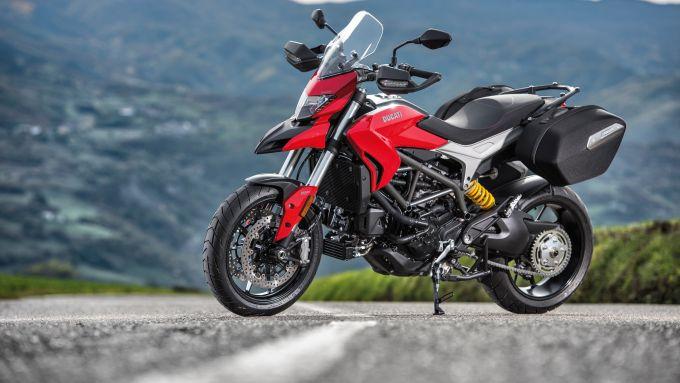 Ducati Service Warm Up 2020: manutenzione ordinaria e straordinaria anche per a Hyperstrada 939