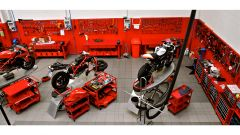 Ducati Service Warm Up 2020 sconto 20% sui tagliandi