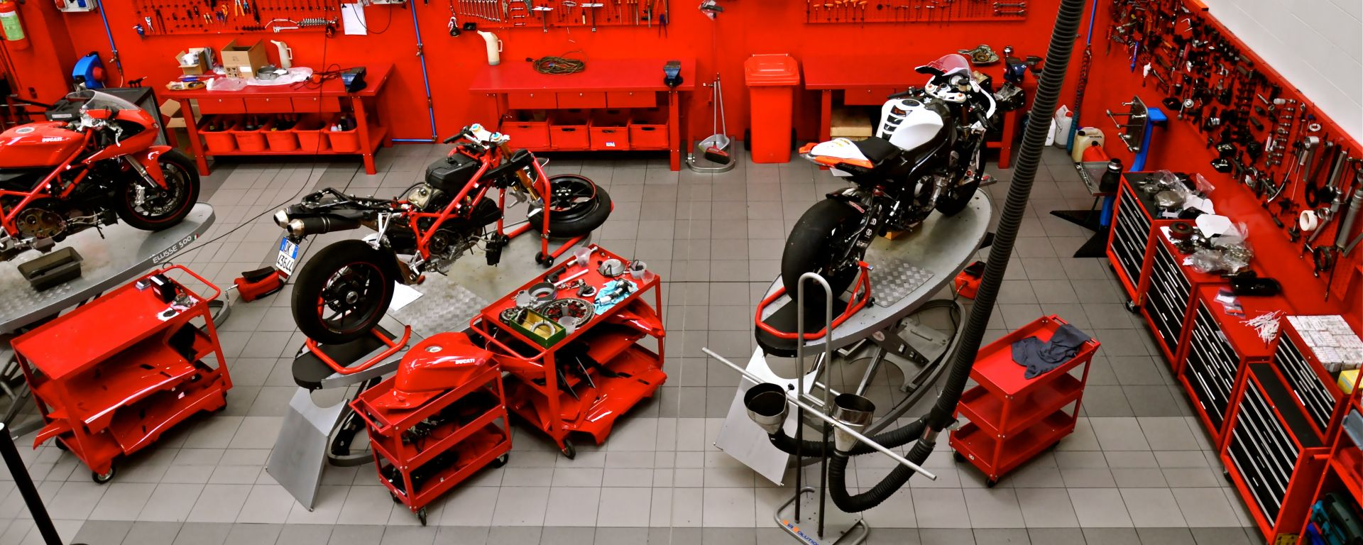 Pompone usato? No problem, torna il Ducati Service Warm Up