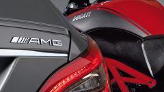 La rossa Ducati si allea con Mercedes-AMG - Immagine: 1