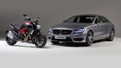 La rossa Ducati si allea con Mercedes-AMG - Immagine: 3