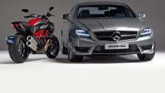 La rossa Ducati si allea con Mercedes-AMG - Immagine: 2