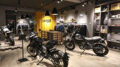 Ducati Store Milano, mondo Scrambler