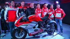 Ducati Store Milano, presentazione con i piloti