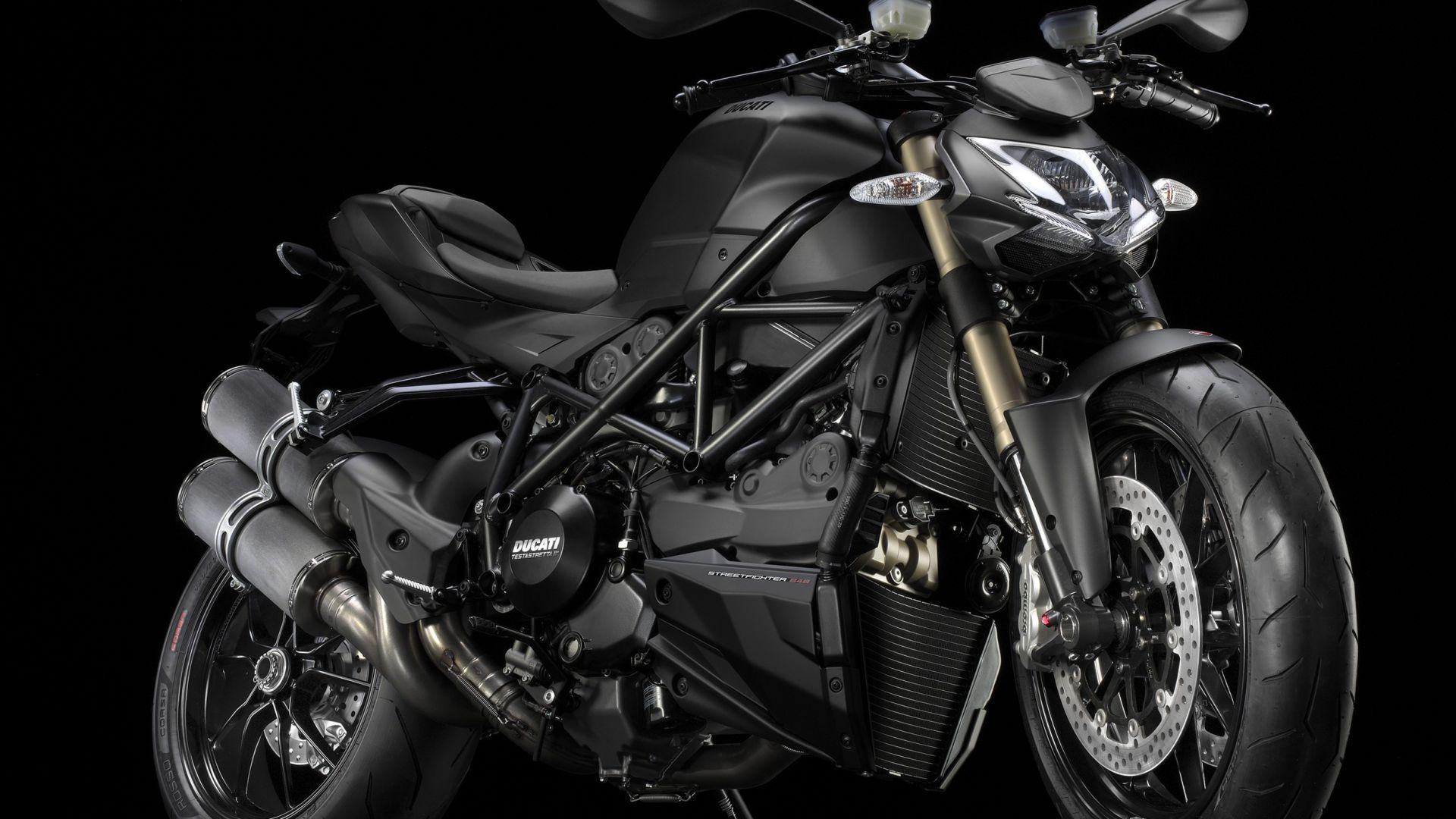 Immagine 2: Ducati Streetfighter 848