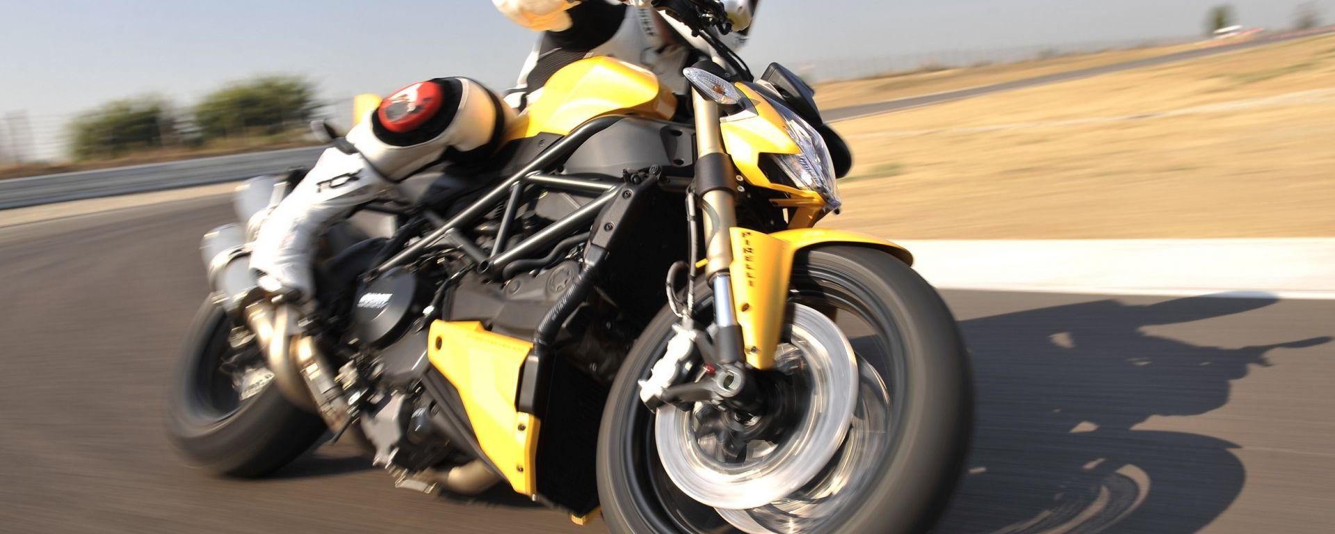Ducati Streetfighter 848