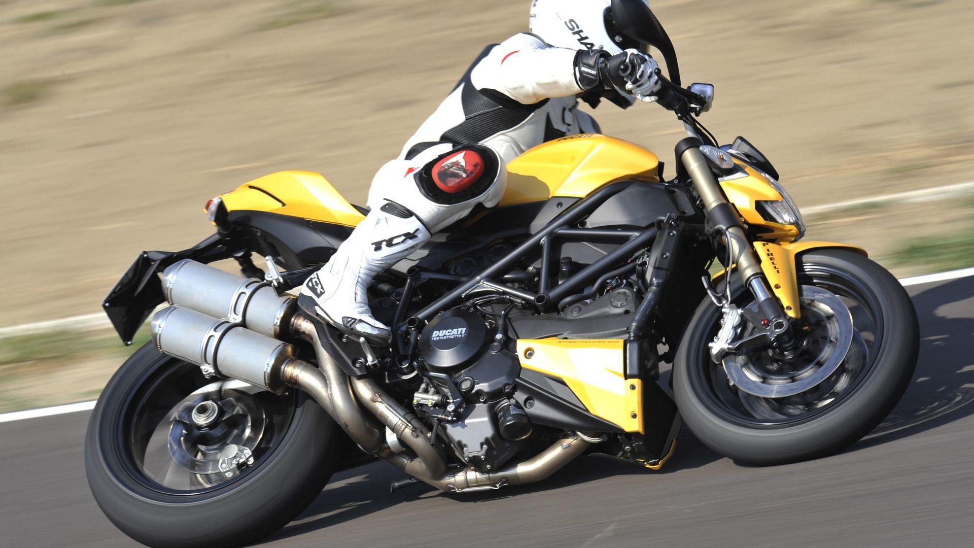 Immagine 6: Ducati Streetfighter 848