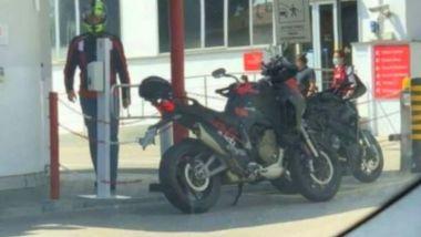 Ducati: Streetfighter V2 e Multistrada Pikes Peak