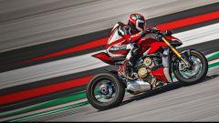 Ducati Streetfighter V4 nei Ducati Store di Milano