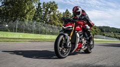 Ducati Streetfighter V4, 208 cv di potenza