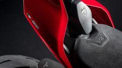 Ducati Streetfighter V4: con la cover sella diventa monoposto