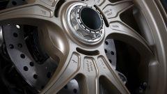 Ducati Streetfighter V4: i cerchi in magnesio