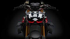 Ducati Streetfighter V4: il frontale