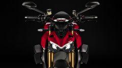 Ducati Streetfighter V4, primo piano del cupolino