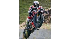 Ducati Streetfighter V4: pole position alla Pikes Peak