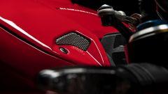Ducati Streetfighter V4 S, il serbatoio