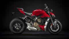 Ducati Streetfighter V4, vista laterale