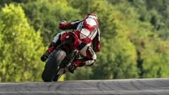 Ducati Streetfighter V4, vista posteriore