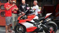 Ducati Superleggera Superbike Experience, consigli dai migliori della classe