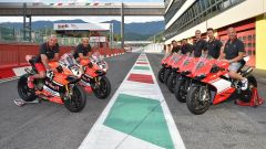 Ducati Superleggera Superbike Experience, le Panigale protagoniste