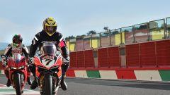 Ducati Superleggera Superbike Experience, rientro ai box
