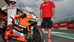 Ducati Superleggera Superbike Experience, sulla Panigale R di Davies
