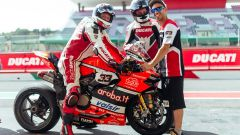 Ducati Superleggera Superbike Experience, sulla Panigale R di Melandri